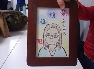 氷室奈美先生ワークショップ作品10