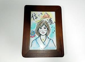 氷室奈美先生ワークショップ作品3