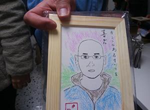 氷室奈美先生ワークショップ作品8
